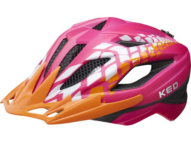 KED Street Jr. Pro Kypärä Lapset, pink